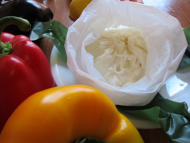 ครั้งแรกที่เบนได้ลอง Burrata ที่อิตาลี่