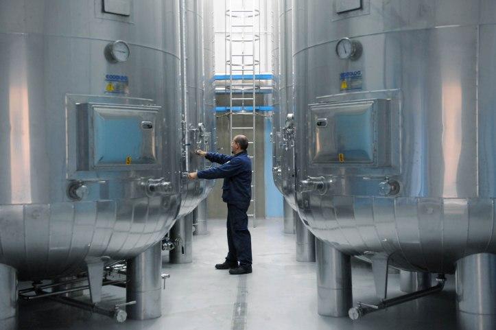 Second Fermentation ที่ทำให้เกิดฟอง
