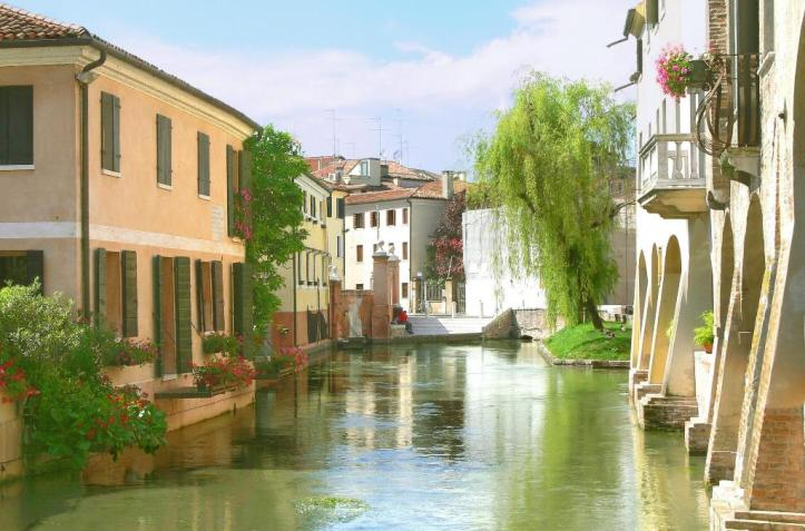 เมือง Treviso ประเทศอิตาลี่