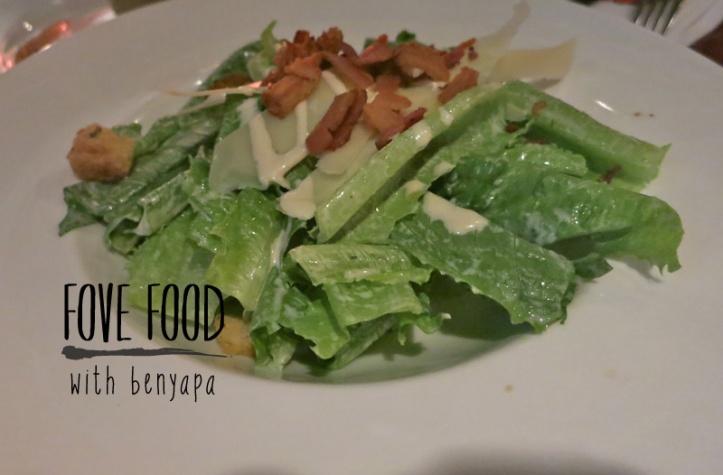 ซีซ่า Salad ธรรมดาๆ