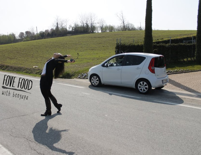 ครั้งแรกที่ได้ขับรถหลังจากไปอยู่อิตาลีเกือบ 4 เดือน ไม่ได้จับพวกมาลัยเลย ตอนนี้รู้สึกเป็นอิสสระมาก