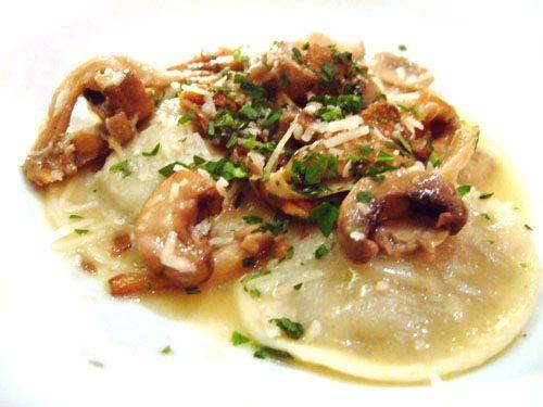 mushroom-ravioli